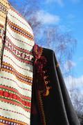 Ethnic clothing Stock Photos