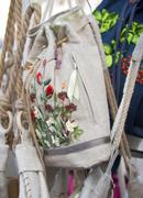 Shoulder bag or satchel Stock Photos