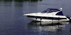 Speed-boat Stock Photos