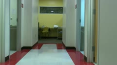 Patient POV Examination Room - stock footage