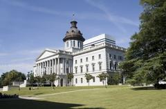 sc capital nw - stock photo