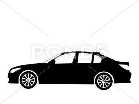 Stock Illustration of car vector 11