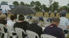 Queensland Police Graduation Ceromony (3) Stock Footage