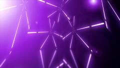 "Dance of the lines and lights( Series 3-Version from 1 to 11 ) ""Thing Different"" Stock Footage"