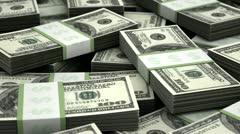 Billion Dollar Stock Footage