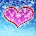 Winter valentine Stock Illustration