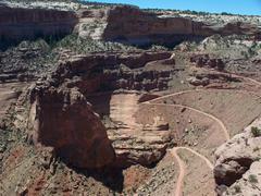 Canyon Road I Stock Photos
