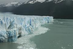 Stock Photo of perrito moreno glacier argentina