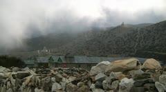 Dingboche Himalaya 7 Stock Footage