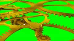 Wheel Loop Stock Footage