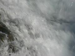 Waterfall fullscreen Stock Footage