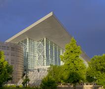 Colorado Convention Center - stock photo