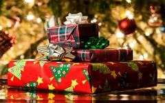 Stock Photo of image of presents and gifts