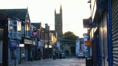 Chorley Stock Footage
