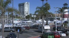Oceanside, CA Stock Footage