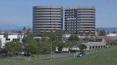 Santa Ana, California Stock Footage