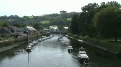 River Dart Stock Footage