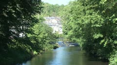 River Tavy Stock Footage