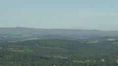 Dartmoor View Stock Footage