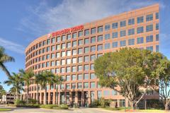 Burger King headquarters Miami Florida - stock photo