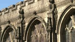 Launceston Church Stock Footage
