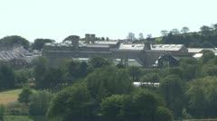 Dartmoor Prison Stock Footage