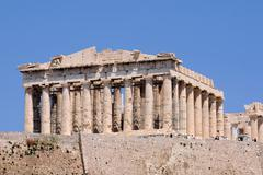 Stock Photo of parthenon