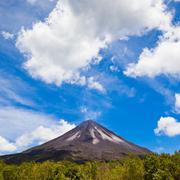Arenal volcano Stock Photos