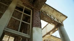 Ruins 002 Stock Footage