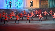 Stock Video Footage of performance Nutcracker