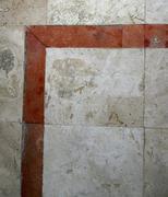 marmori otsikko nurkkaan - stock photo