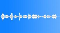 Breathing creautre - sound effect