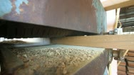 Wood. Stock Footage