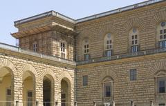 Stock Photo of palazzo pitti