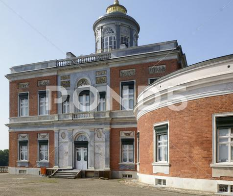 Stock photo of marmorpalais