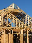 Uuden talon rakentaminen Kuvituskuvat