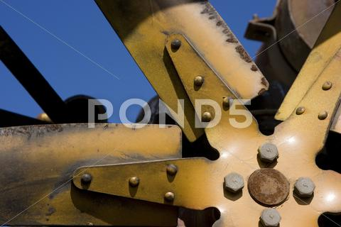 Stock photo of iron