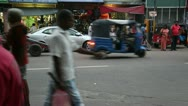 Stock Video Footage of cityscape in Colombo