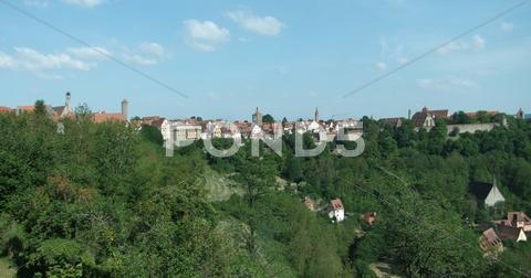Stock photo of rothenburg ob der tauber