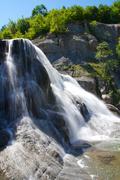 Hristovski waterfall 5 Stock Photos