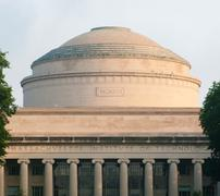massachusetts institute of technology - stock photo
