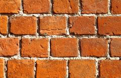 Old brick texture Stock Photos