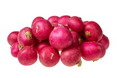 heap of radish - stock photo