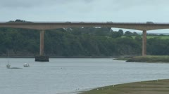 Torridge Bridge Stock Footage