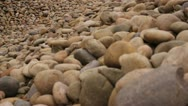 Stock Video Footage of Cobble Stone Rocks