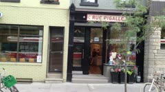 2012-06-24 1330 Queen Street West Stock Footage