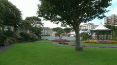 Ilfracombe Park Stock Footage