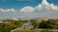Clouds Over Boise Idaho HD Timelapse - stock footage