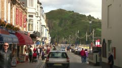 Ilfracombe Quay Stock Footage