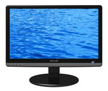 Widescreen TFT display Stock Illustration
